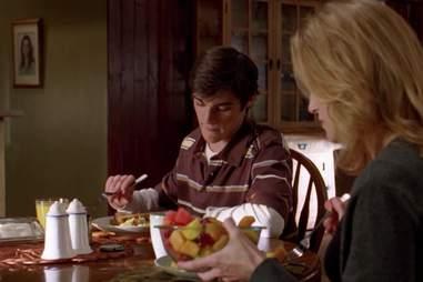 "Walt Jr breakfast ""Over"" Breaking Bad"