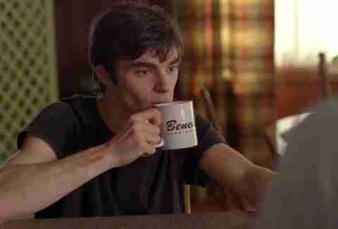 "Walt Jr breakfast ""Shotgun"" Breaking Bad"