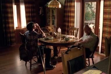 "Walt Jr breakfast ""Madrigal"" Breaking Bad"