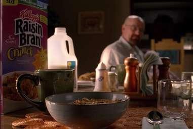 """Cereal breakfast """"Madrigal"""" Breaking Bad"""