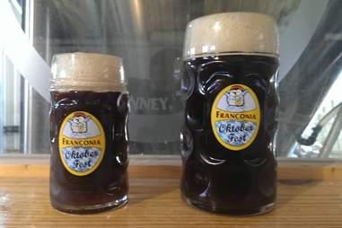 franconia brewing company dallas