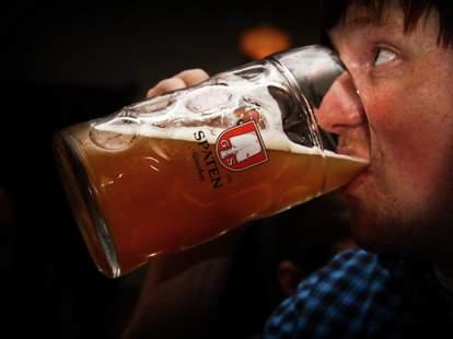 beer chug SF