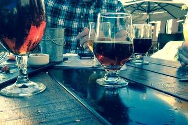 thrillist beers taste-test girlfriend sister