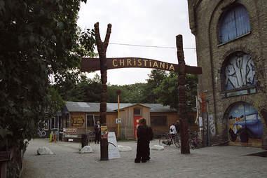 Christiana, Copenhagen, Denmark