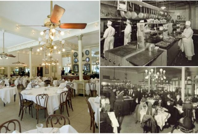 9 impressively old restaurants you need to eat at before they turn into an Arby\'s