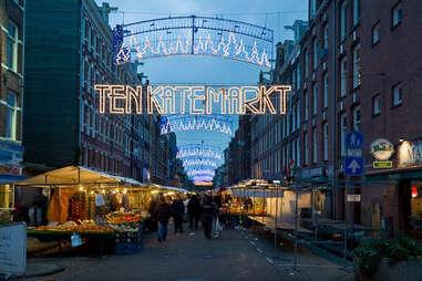 The Ten Kate Market Amsterdam