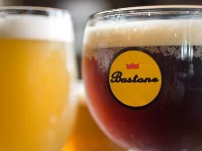 Bastone Brewery beer detroit