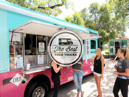 best food trucks in MIami
