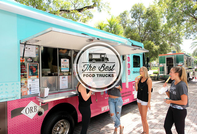 Miami S 8 Most Awesome Food Trucks
