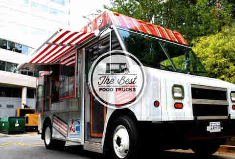 These are DC's 8 best food trucks