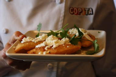 The Mexico City-Style Quesadillas at Copita