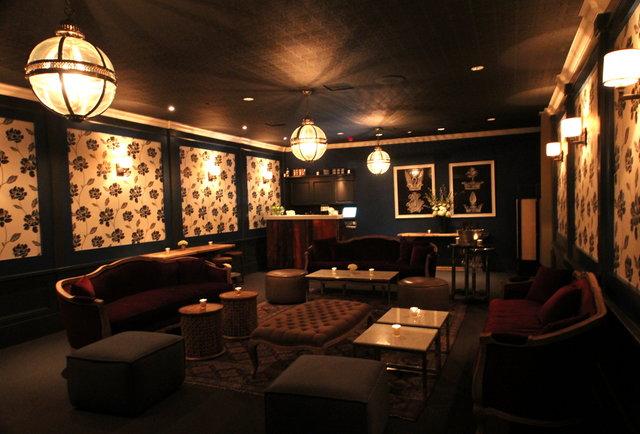 A clandestine bar <em>inside</em> Park Tavern