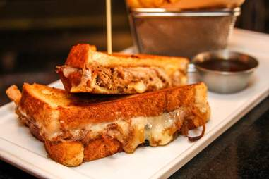 short rib grilled cheese ROK:BRGR - Miami