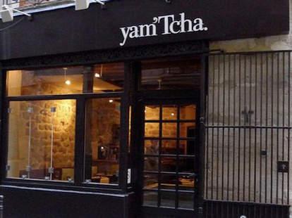 Front of Yam'Tcha Paris