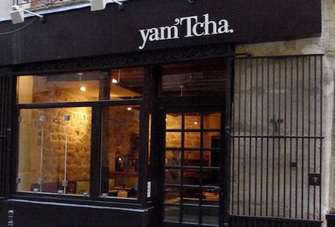 Front of Yam'Tcha Paris