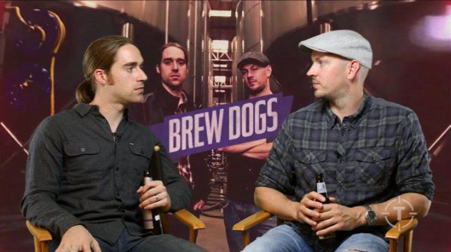 Scotland\'s beer kings the Brew Dogs will now turn you into a beer genius
