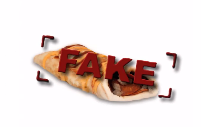 Jimmy Kimmel dares you to tell the real fast food items from the fake