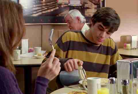 "Walt Jr breakfast ""I See You"" Breaking Bad"