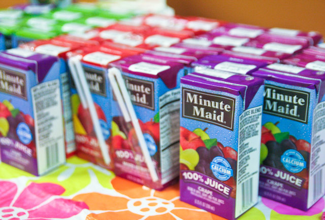 Ranking the best food fight ammo: why a juice box destroys an apple