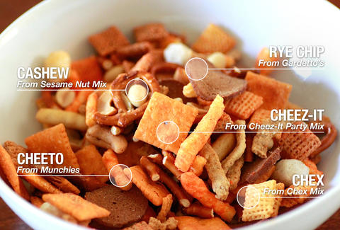 thrillist snack mix