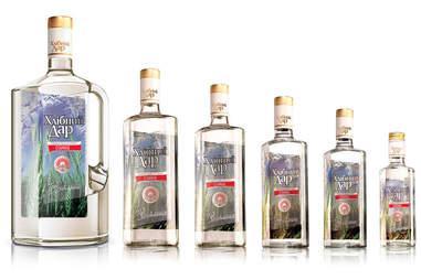 Khlebny Dar vodka
