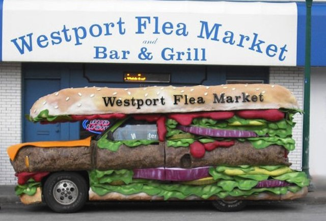 The 9 tastiest-looking literal food trucks in the world