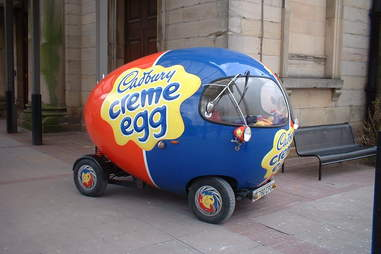 cadbury creme egg mobile