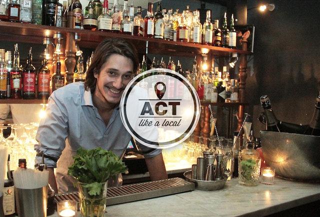 Act Like a Local: Romain de Saussure